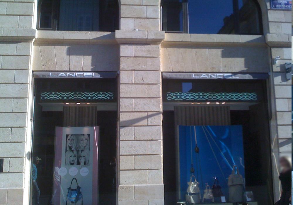 Store extérieur commerce