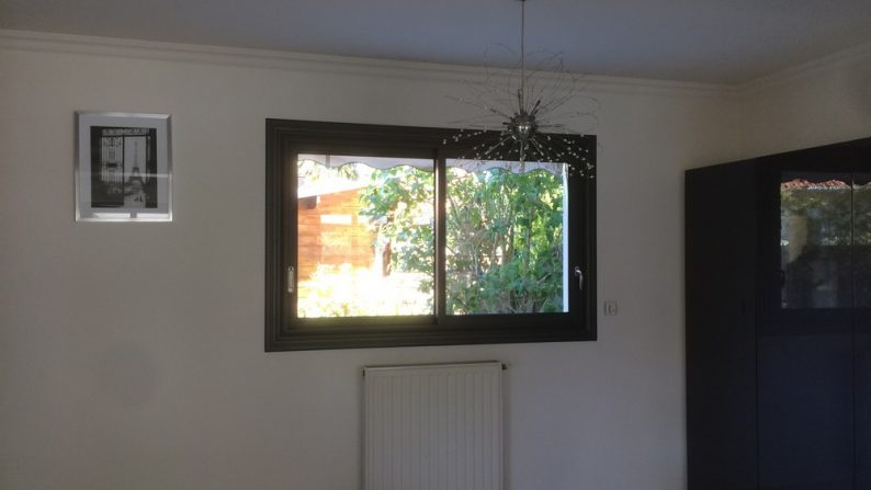 Technistores installation de fenêtres alu