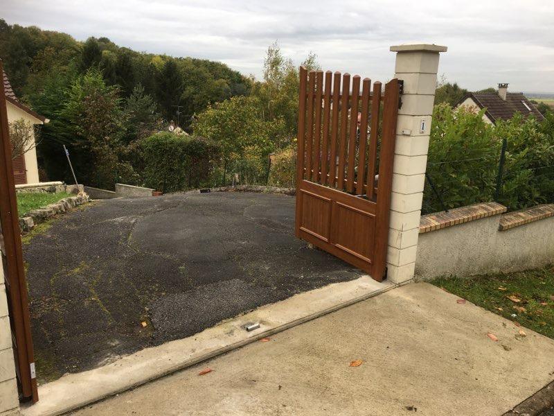 Technistores installation de portails et clôtures