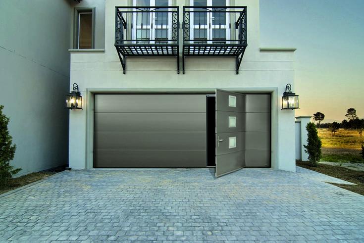 Technistores installation des portes de garage