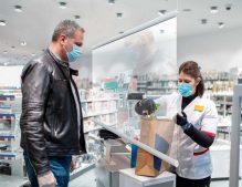 Protection contre la contamination du COVID-19